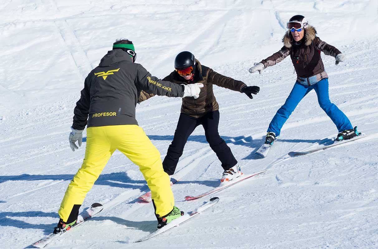 clases-ski-baqueira-beret