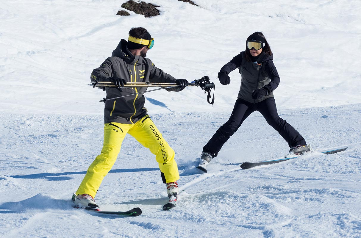 Clases de ski individuales