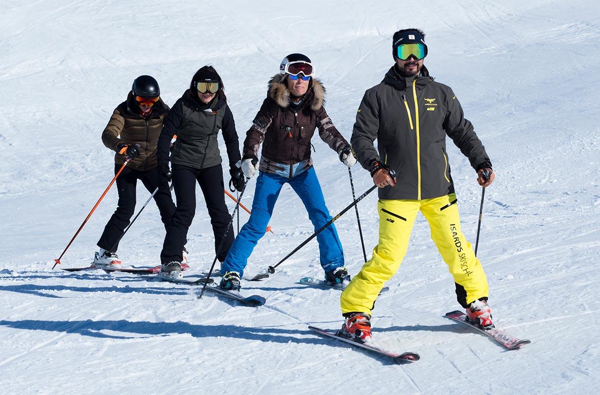 clases-ski-para-grupos
