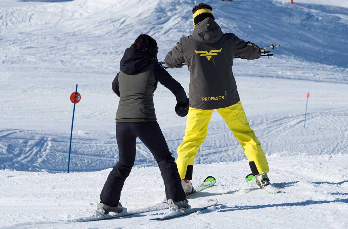 escuela ski baqueira beret 2